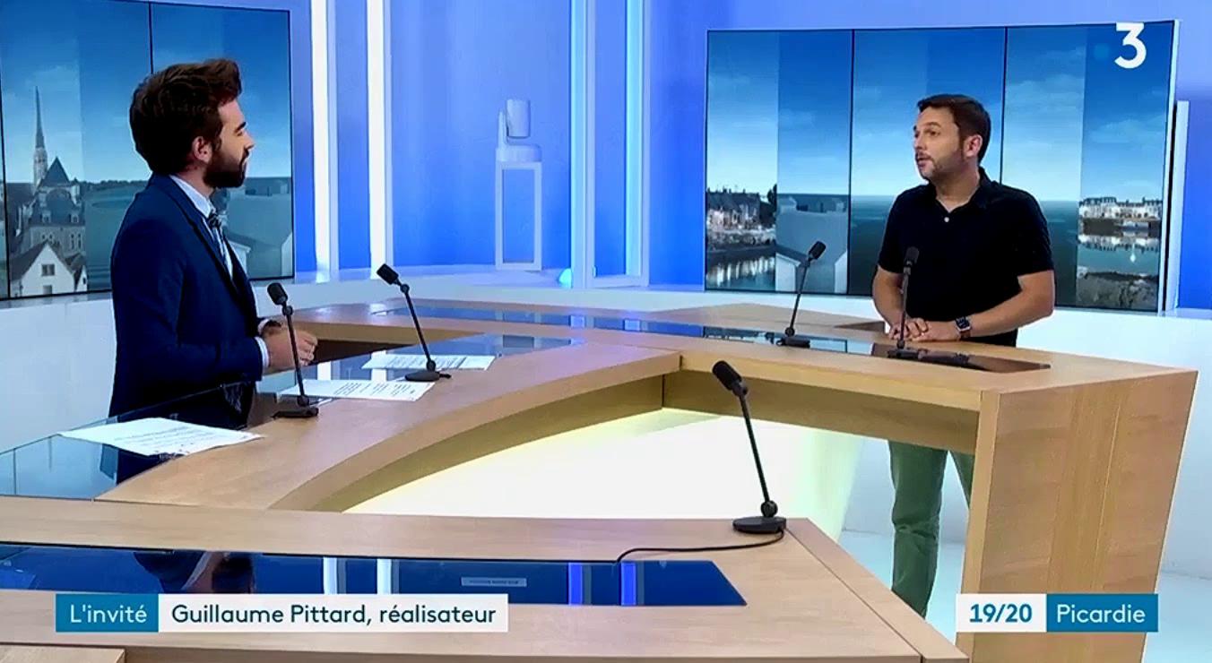 """Diffusion France 3 PicardieDocumentaire """"Une Forêt et des Hommes"""""""